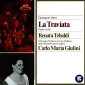 Verdi: La Traviata by Renata Tebaldi