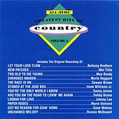 All-Time Greatest Hits of Country, Vol. 1 by Various Artists