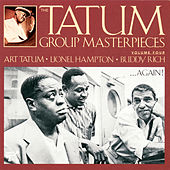 The Tatum Group Masterpieces, Vol. 4 by Art Tatum