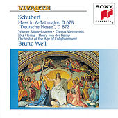 Missa D 678; Deutsche Messe D 872 by Bruno Weil