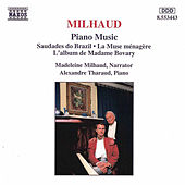 Piano Music by Darius Milhaud
