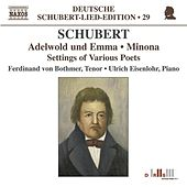 SCHUBERT, F.: Lied Edition 29 - Various Poets by Ferdinand von Bothmer