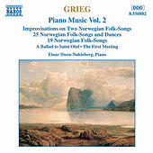 Piano Music Vol. 2 by Edvard Grieg