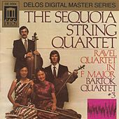 RAVEL, M.: String Quartet in F major / BARTOK, B.: String Quartet No. 3 (Sequoia String Quartet) by Sequoia String Quartet