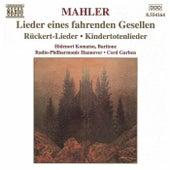 Lieder eines fahrenden Gesellen by Gustav Mahler
