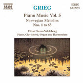 Piano Music Vol. 5 by Edvard Grieg
