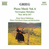 Piano Music Vol. 6 by Edvard Grieg