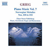 Piano Music Vol. 7 by Edvard Grieg