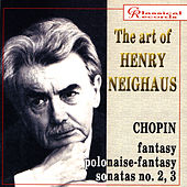 The art of Henry Neighaus, vol IV. Chopin Works for piano by Frederic Chopin