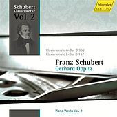 Schubert: Piano Works Vol. 2 by Gerhard Oppitz