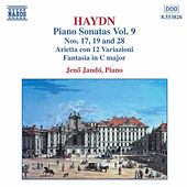 Piano Sonatas Vol. 9 by Franz Joseph Haydn