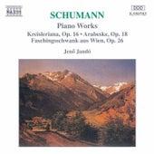 Kreisleriana / Fantasiebilder / Arabeske by Robert Schumann