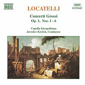 Concerti Grossi Op. 1, Nos. 1-6 by Pietro Antonio Locatelli