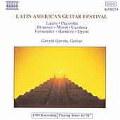 Latin American Guitar Festival by Various Artists