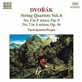 String Quartets Vol. 6 by Antonin Dvorak