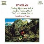String Quartets Vol. 6 by Antonin Dvorak