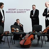 Wolfgang Amadeus Mozart: Le nozze di Figaro, arrangement for string quartet by Marcolini Quartett