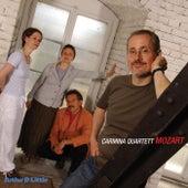 Mozart, W.A., String Quartets K387, K421 & K465 by Carmina Quartett