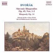 Slavonic Rhapsodies by Antonin Dvorak