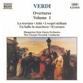Overtures Vol. 1 by Giuseppe Verdi