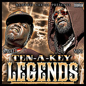 Ten-A-Key Legends by Various Artists