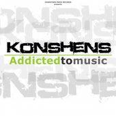 Addicted to music (Addikt riddim) by Konshens