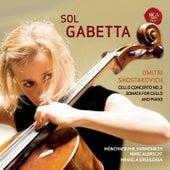 Shostakovich by Sol Gabetta