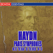 Haydn: Paris Symphonies Nos. 82 - 85 - 86 - 87 by Various Artists
