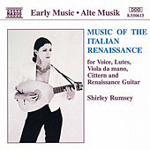 Music of the Italian Renaissance by Various Artists
