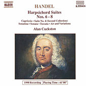 Harpsichord Suites Nos. 6-8 by George Frideric Handel