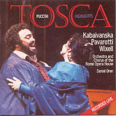Tosca Highlights (RCA) by Giacomo Puccini
