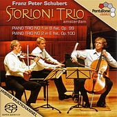 SCHUBERT: Piano Trios Nos. 1 and 2 by Storioni Trio