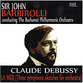 Debussy: La Mer by Bucharest Philharmonic Orchestra