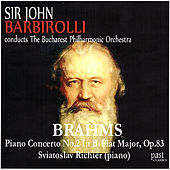 Brahms: Piano Concerto No. 2 in B-Flat Major by Bucharest Philharmonic Orchestra