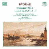 Symphony No. 1 / Legends Op. 59 by Antonin Dvorak