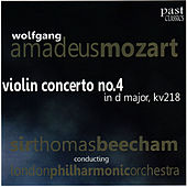 Mozart: Violin Concerto No. 4 by London Philharmonic Orchestra