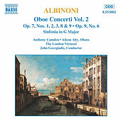Oboe Concerti Vol. 2 by Tomaso Giovanni Albinoni