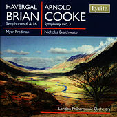 Brian, Cooke - Symphonies by London Philharmonic Orchestra
