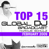 Global DJ Broadcast Top 15 - February 2009 by Various Artists
