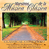 Maestros de la musica clasica - Classical Concerto by Various Artists