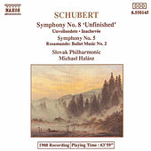 Symphonies Nos. 8 and 5 by Franz Schubert