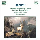 Sonatas for Clarinet and Piano by Johannes Brahms