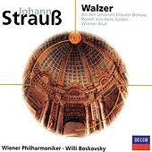J. Strauss Jr.: Wiener Walzer by Various Artists