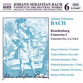 Brandenburg Concertos Vol. 1 by Johann Sebastian Bach
