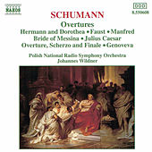 Overtures by Robert Schumann