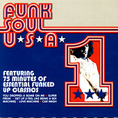 Funk Soul USA by Various Artists