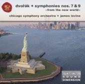 Symphonies Nos. 7 and 9 by Antonin Dvorak