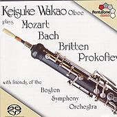 BACH / MOZART / BRITTEN / PROKOFIEV: Oboe Music by Various Artists