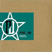 June 28, 2008 - Mansfield, MA by Pearl Jam