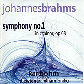 Brahms: Symphony No. 1 in C Minor, Op. 68 by Wiener Philharmoniker